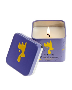 By Cocotte for Coco - Candle Massage Caramel