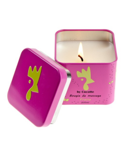 By Cocotte for Coco - Candle Massage Strawberry