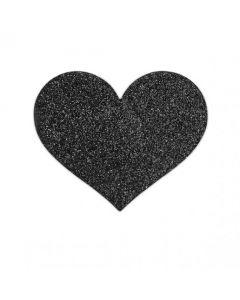 Mimi Flash Heart Black