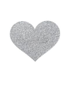 Mimi Flash Heart silver