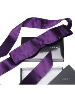 LELO Intima Silk Blindfold Purple