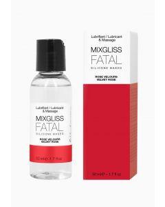 Mixgliss Silicone Fatal - Velvet Rose 50 ml