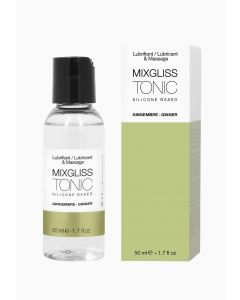 Mixgliss Silicone Tonic Ginger 50 ml