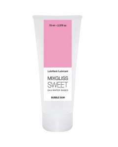 Mixgliss Eau Sweet Bubble Gum 70 ml