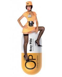 Sexy Pills Orange Passion