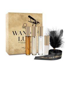 Bijoux Indiscrets Accessoires Dark Chocolate Wanderlust Kit